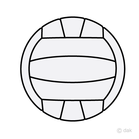 Simple volleyball