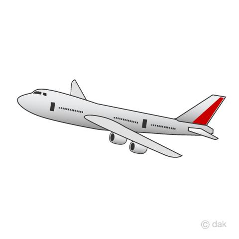 まとめ飛行機のフリーイラスト素材イラストイメージ