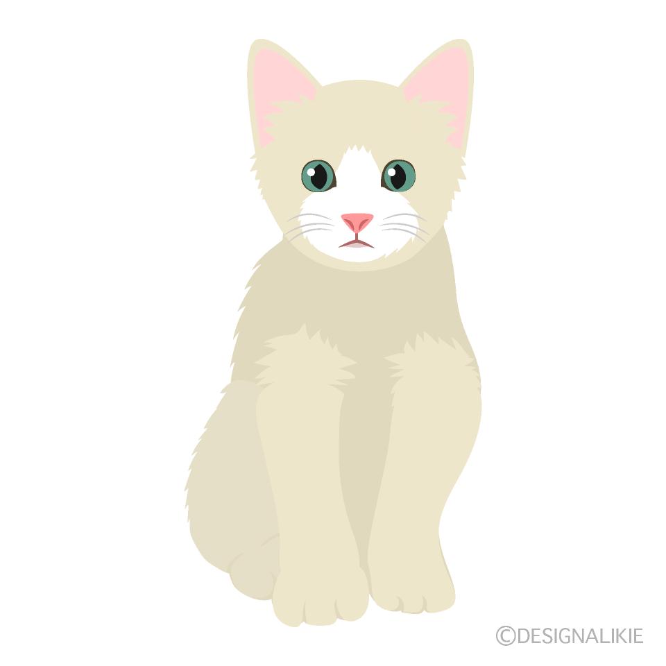 猫 イラスト ゆるい 壁紙