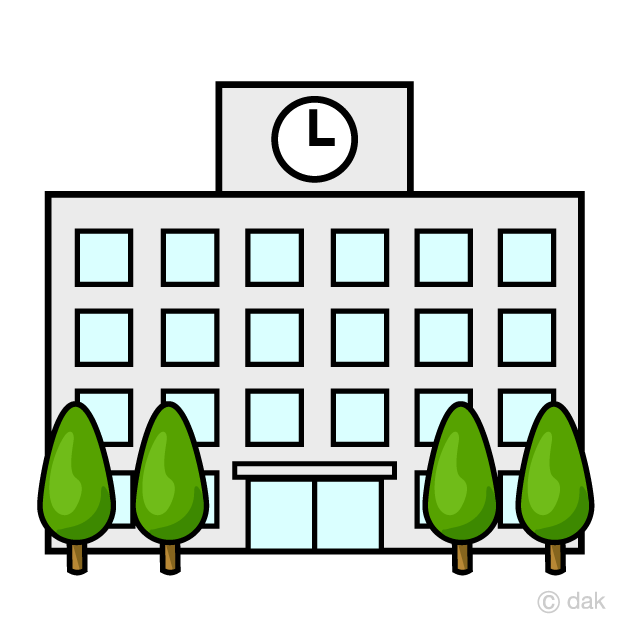 School building clip art