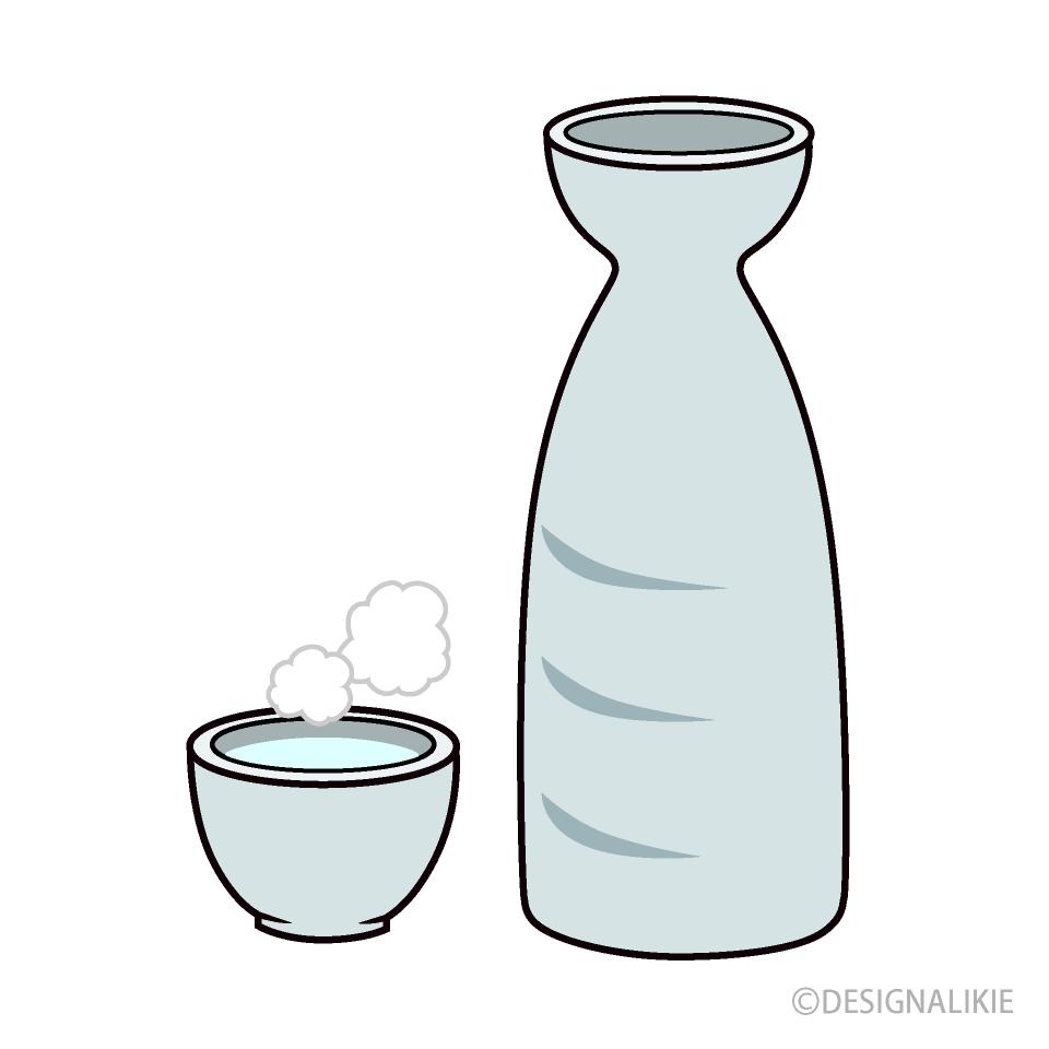 Hot Sake Drink