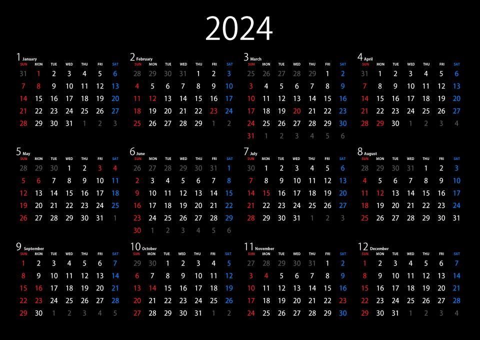 カレンダー 無料 シンプル