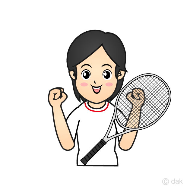 Women's tennis player