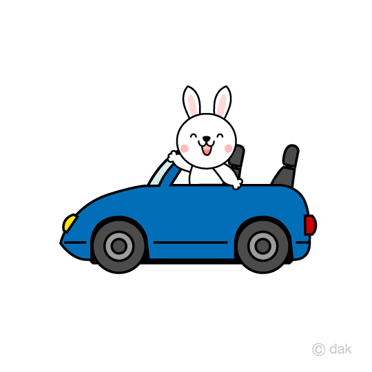 Driving rabbit