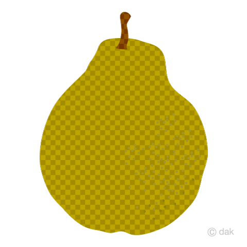 Pear (plaid)