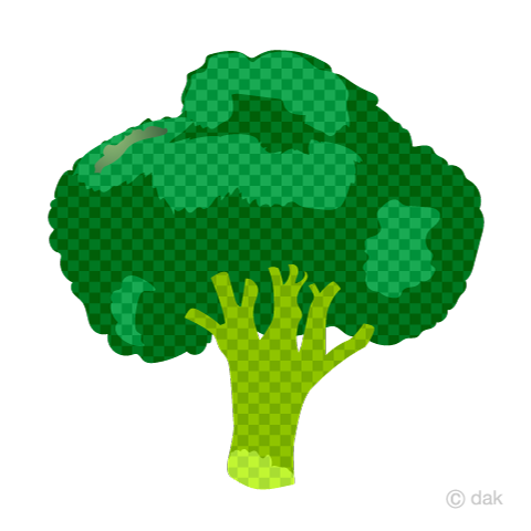 Broccoli (plaid)