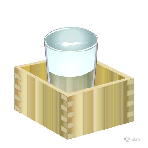 お酒の無料イラスト素材集イラストイメージ