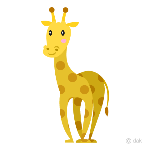 Simple Giraffe