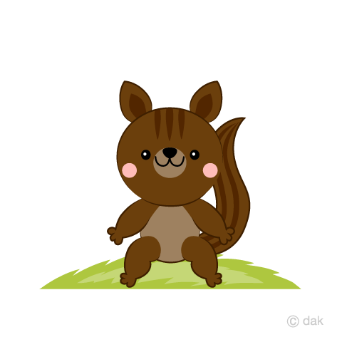 Squirrel character