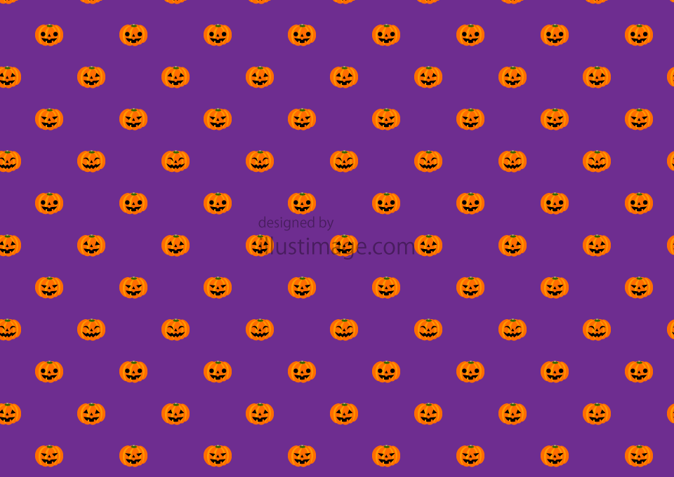 Halloween pumpkin purple wallpaper