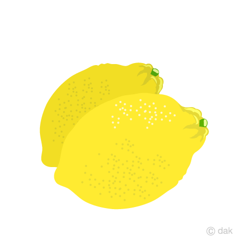 2 pieces of lemon