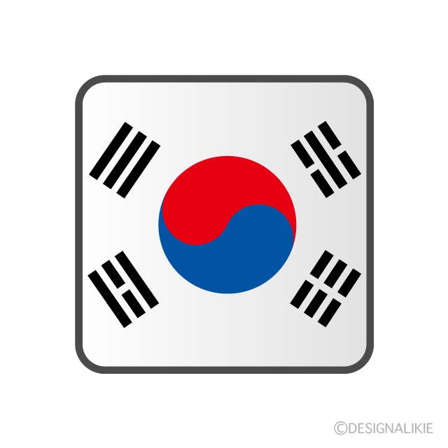 Korea Flag Icon