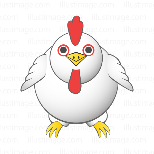 Chicken character