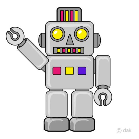 ロボットの無料イラスト素材集イラストイメージ