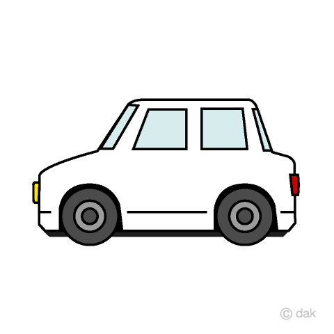 まとめ車の無料イラスト素材イラストイメージ