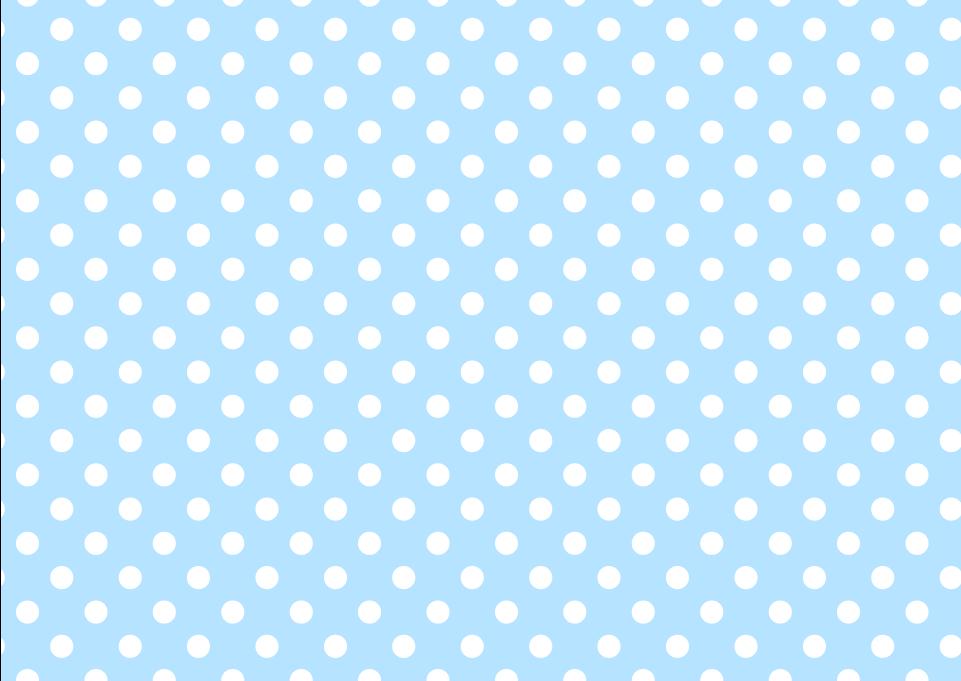 淡い水玉柄の壁紙の無料イラスト素材イラストイメージ