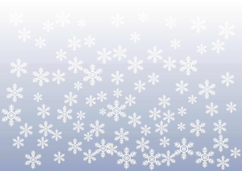 舞い降る雪の壁紙の無料イラスト素材 イラストイメージ