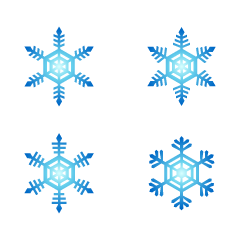 Snow Crystal Mark