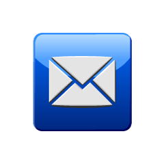 Inquiry mail icon