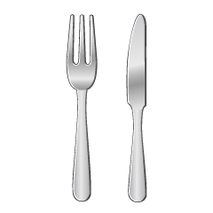 Knives and forks Clip Art