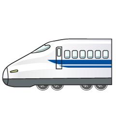 まとめ 新幹線のフリーイラスト素材集 イラストイメージ
