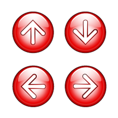 Up / Down / Left / Right Arrow Button