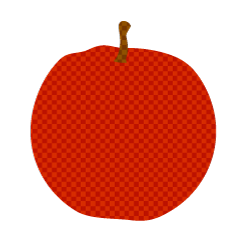 Apple (plaid)
