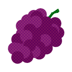 Grape (plaid)