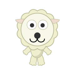 Sheep character
