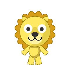 Lion Character