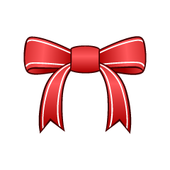 Ribbon for gift