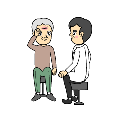 医者 さん イラスト お