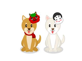 まとめ可愛い犬の無料イラスト素材集イラストイメージ