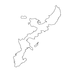 沖縄県の無料イラスト素材イラストイメージ
