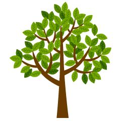 植物の無料イラスト素材集イラストイメージ