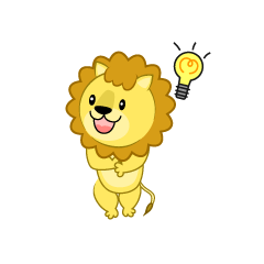Lion inspired idea