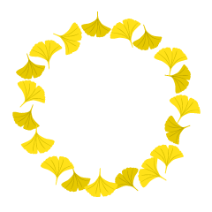 Gingko leaf lease