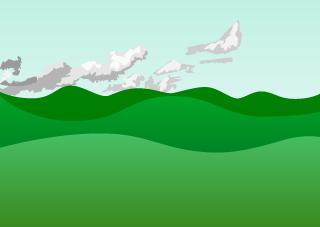 山の無料イラスト素材イラストイメージ