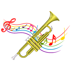 音楽の無料イラスト素材集 イラストイメージ