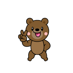 Singing Bear Character