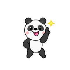 Panda Character to be No.1