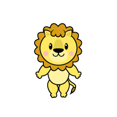 Lion Character to dance