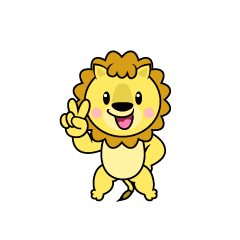 Singing Lion Character