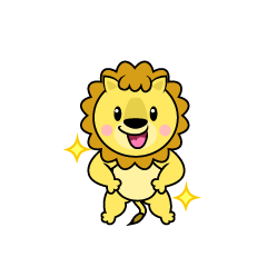 Lion Character to be good