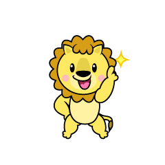 Lion Character to be No.1