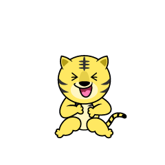 Laughing Tiger Character