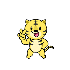 Singing Tiger Character