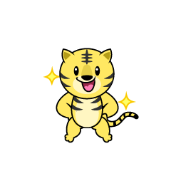 Tiger Character to be good