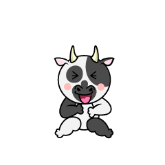 Laughing Cow Character