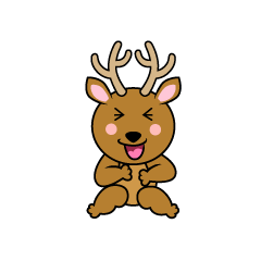 Laughing Deer Character